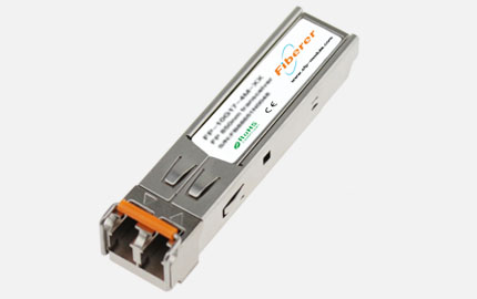 Dual Fiber SFP Optical Transceiver